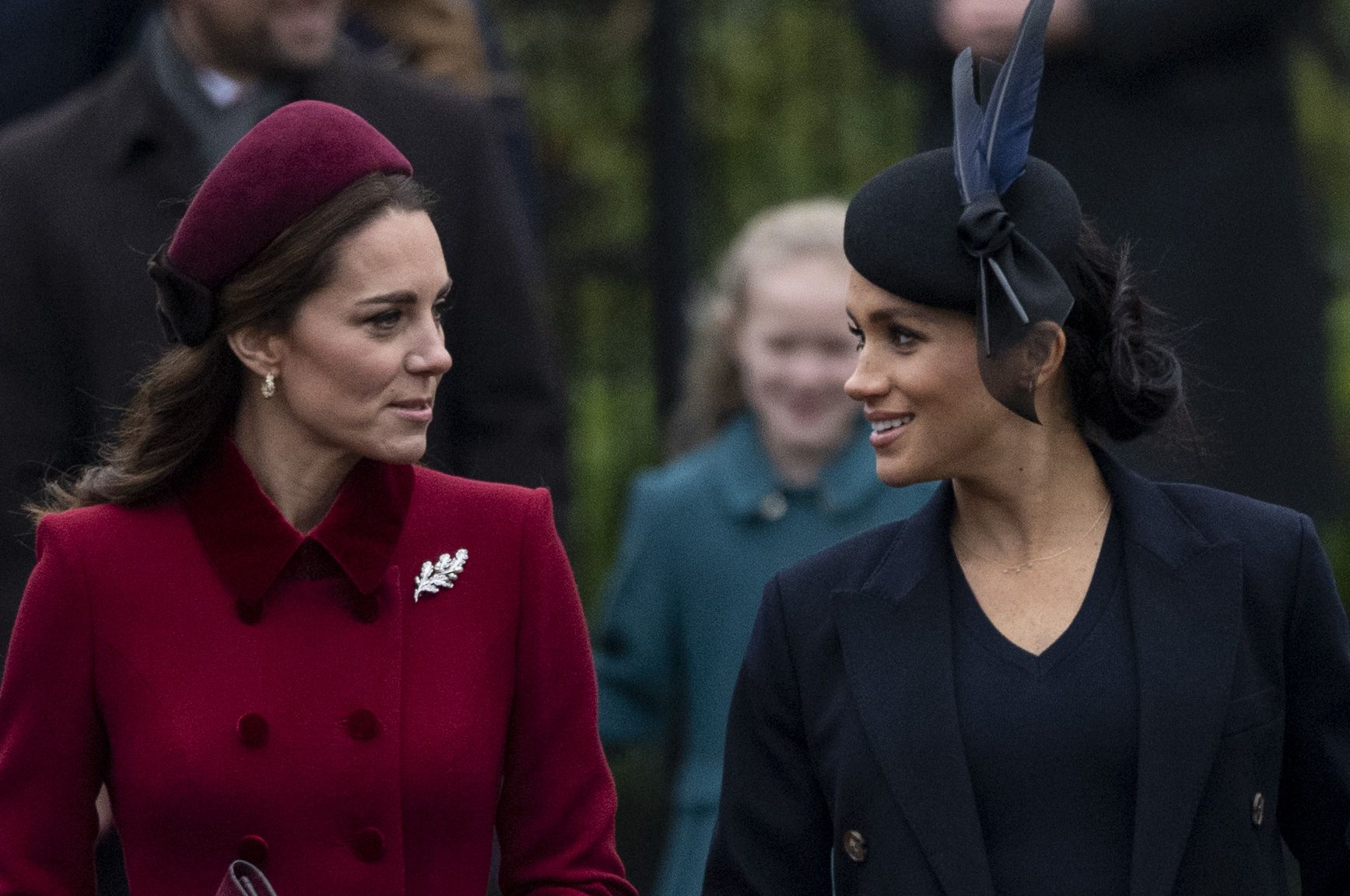 b0e117bf91213 The Likely Reason Why Kate Middleton Wasn't at Meghan Markle's Baby Shower