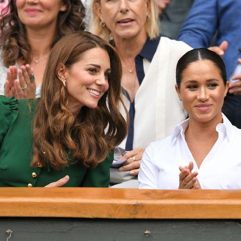 Celebrities Attend Wimbledon 2019