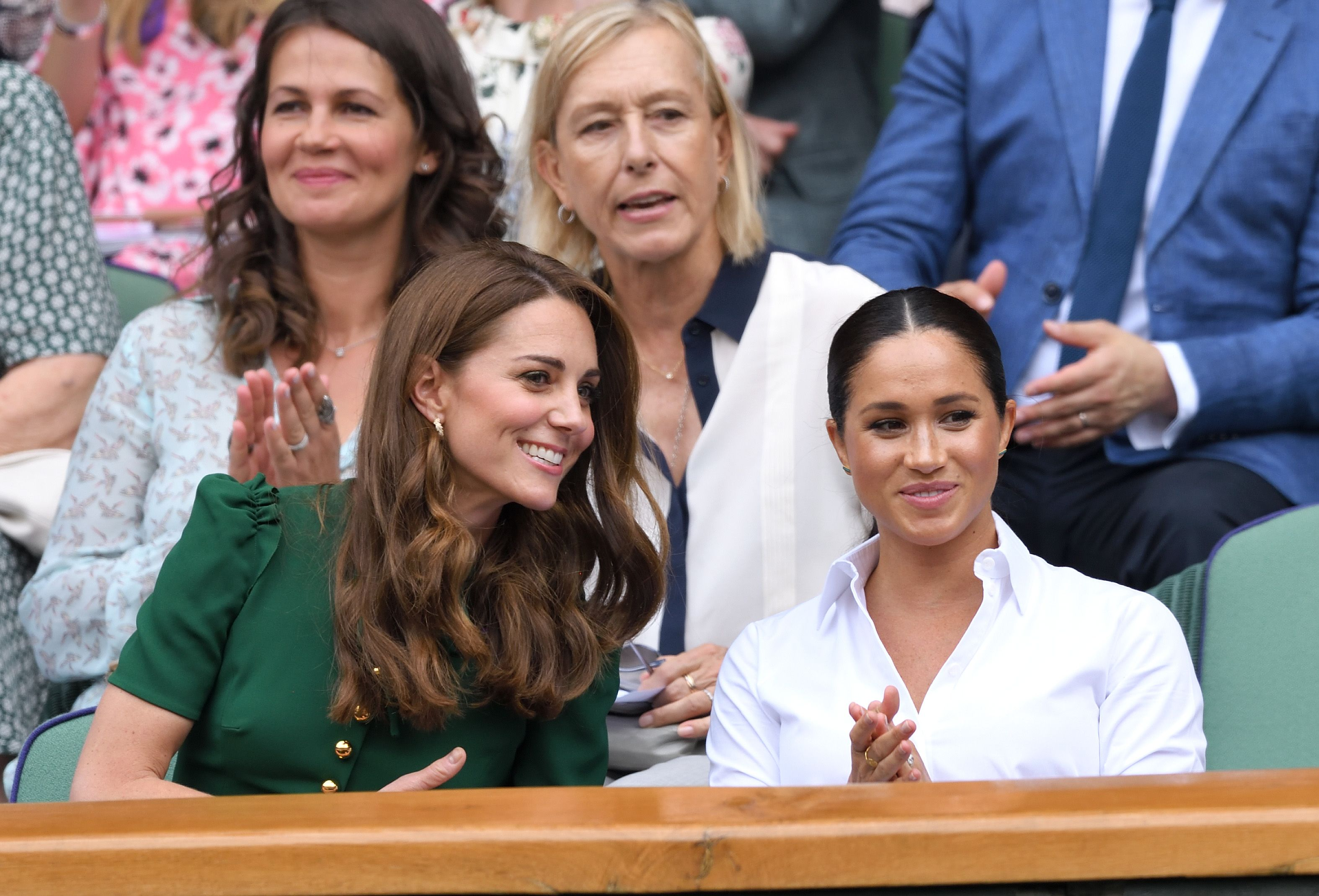 Kate Middleton Has a Sweet Connection to Meghan Markle's Fashion Line for Smart Works