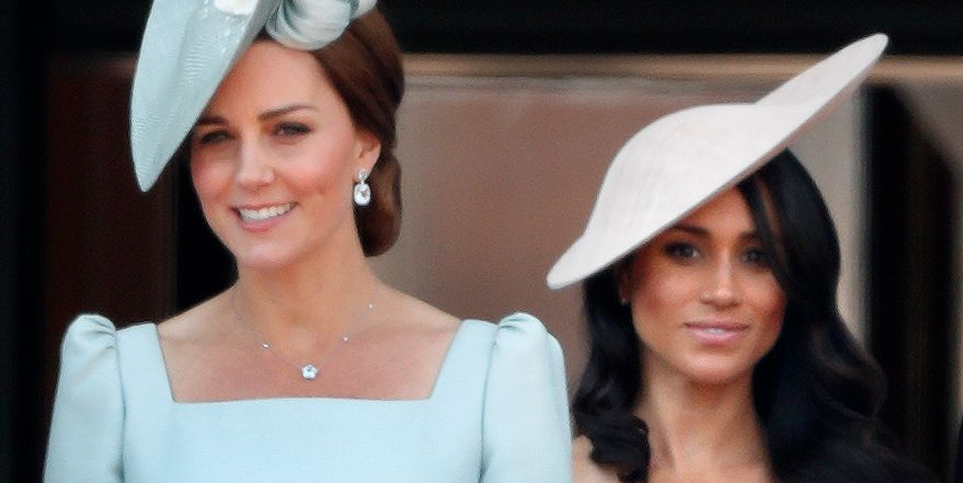 See Meghan Markle's Email to the Palace About the Kate Middleton Crying Story