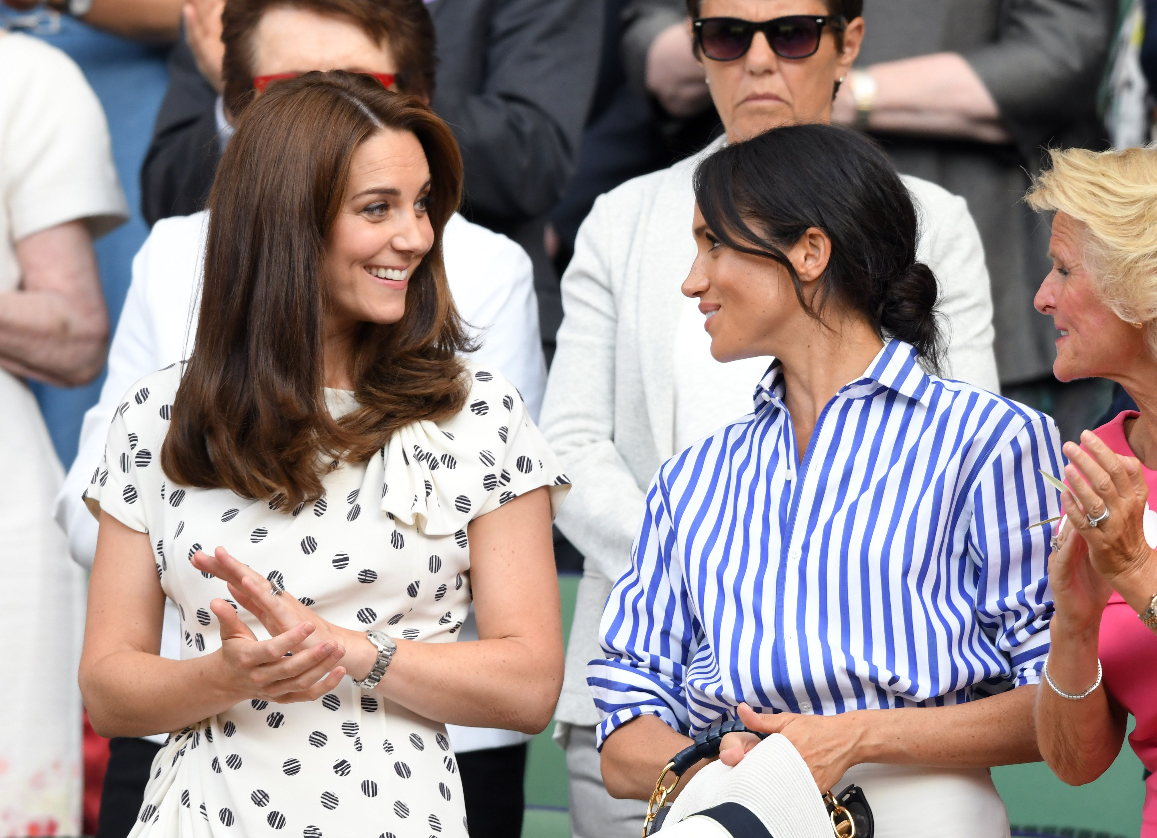 Kate Middleton Has Reportedly Been Giving Meghan Markle Fashion Advice
