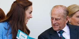 prince philip kate middleton happy birthday 98th instagram
