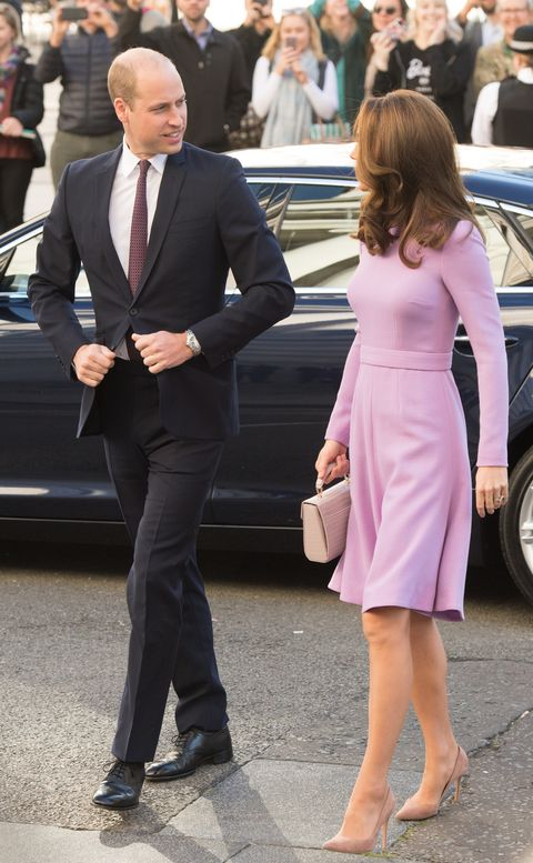 The Duke  & Duchess Of Cambridge Attend The Global Ministerial Mental Health Summit