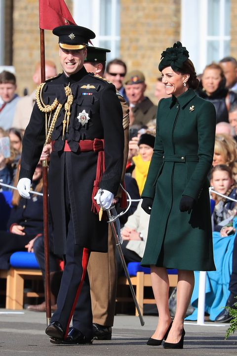 bf5709d5c00 Kate Middleton Makes Surprise Appearance - Kate Middleton Dancing ...