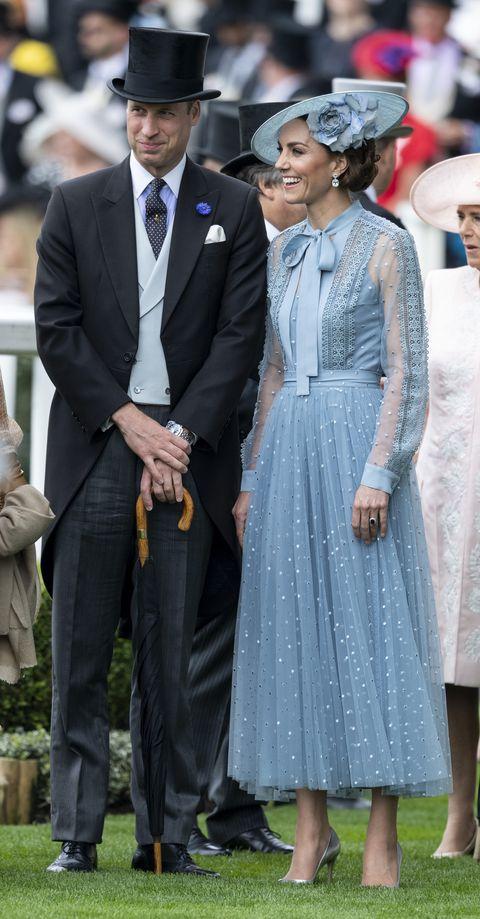 Rumors of a Feud Between Kate Middleton & Rose Cholmondeley