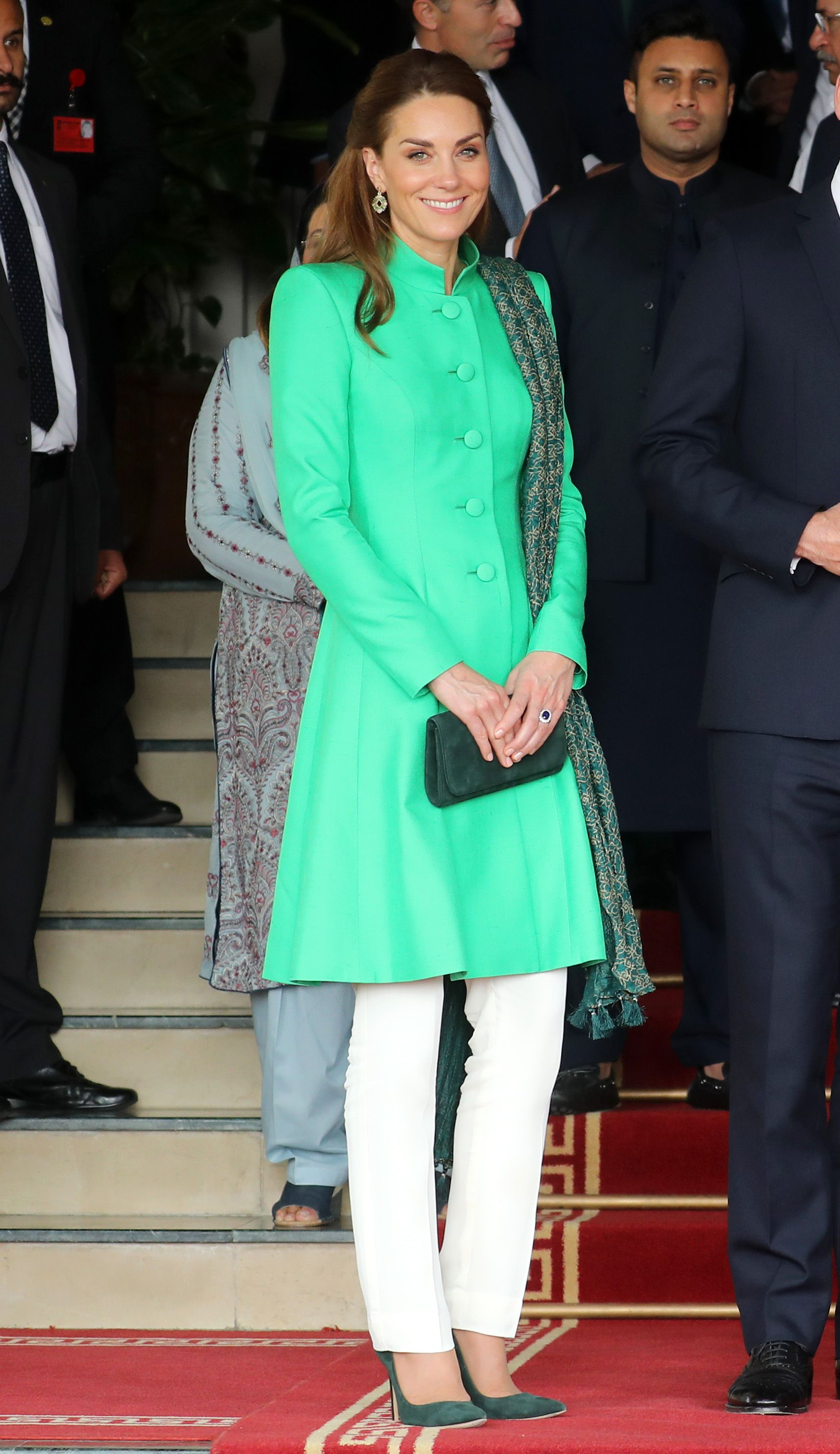 Kate Middleton's Greatest Style Moments