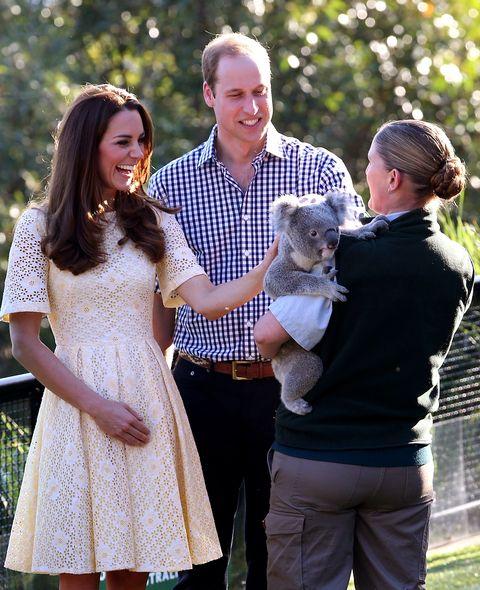ウィリアム王子 キャサリン妃  ヘンリー王子 メーガン妃 オーストラリア メッセージ