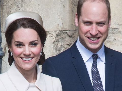 The Royal Family Attend Easter Day Service In Windsor