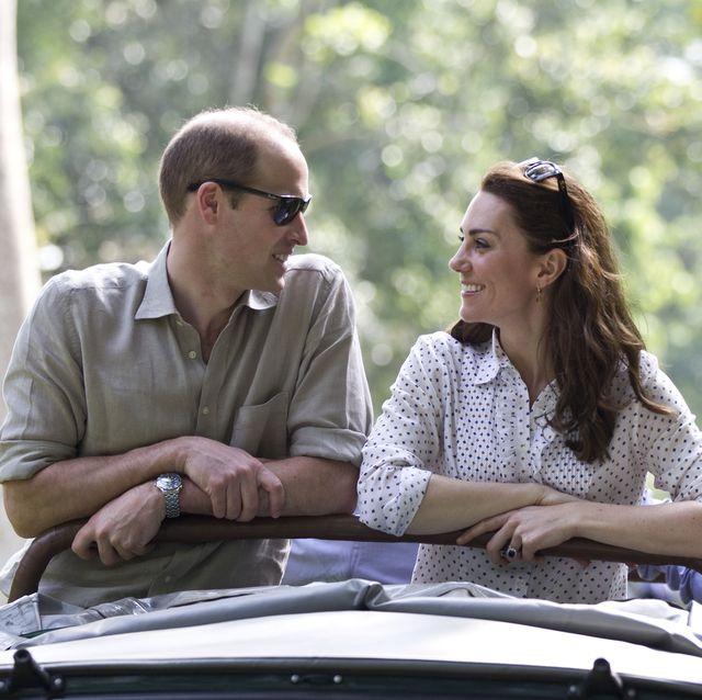 ウィリアム王子とキャサリン妃