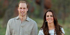 The Duke And Duchess Of Cambridge Tour Australia And New Zealand - Day 16