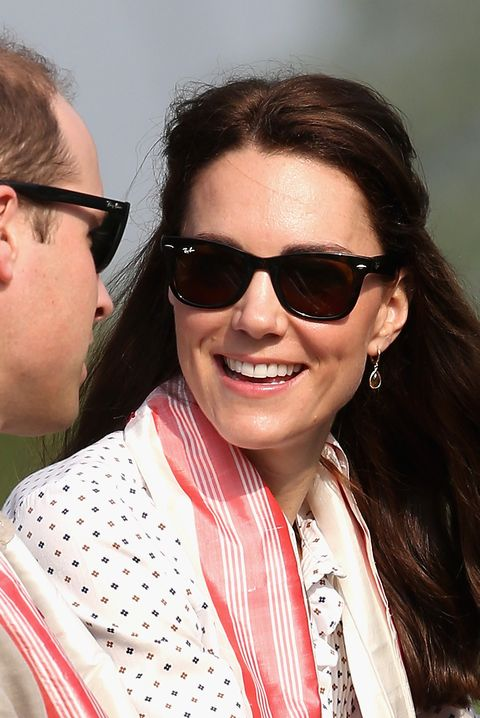 Kate Middleton's travel sunglasses
