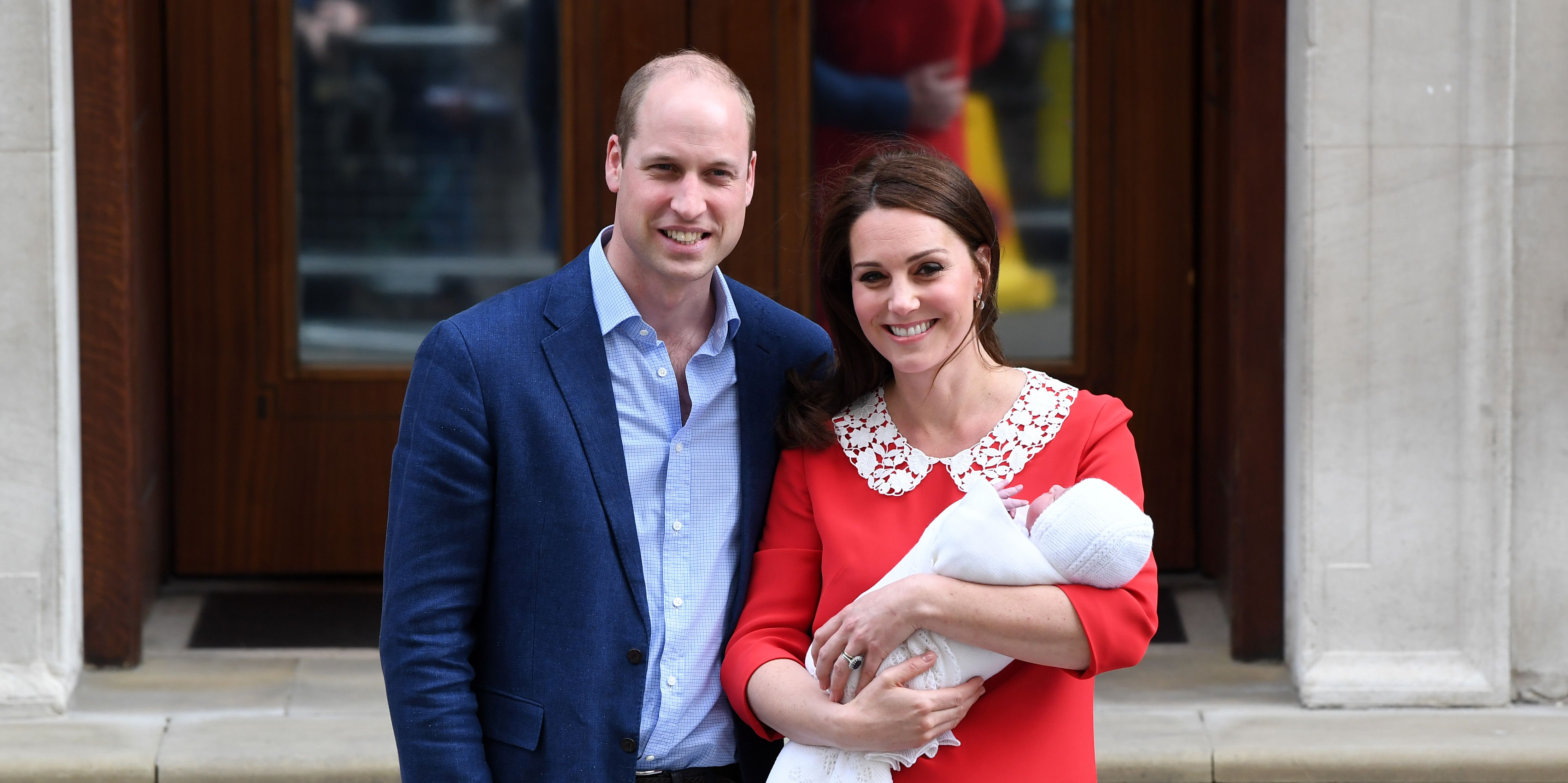 Prince Louis' christening gown has a fascinating story behind it