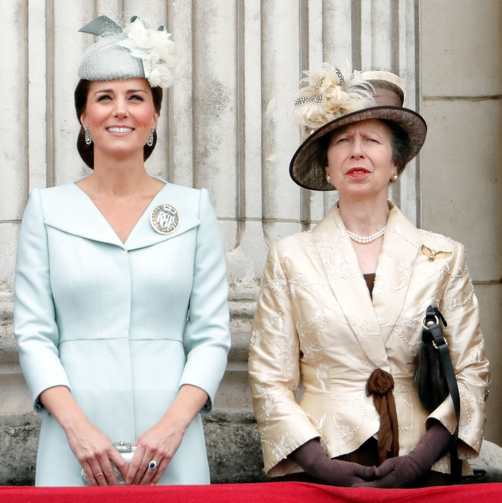 Princess Anne S Life In Photos 31 Best Moments From Queen Elizabeth S Daughter Anne