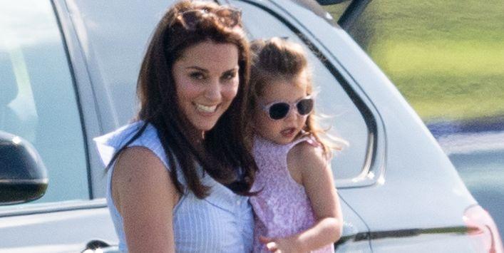 Kate Middleton Regularly Uses the Pool at Buckingham Palace