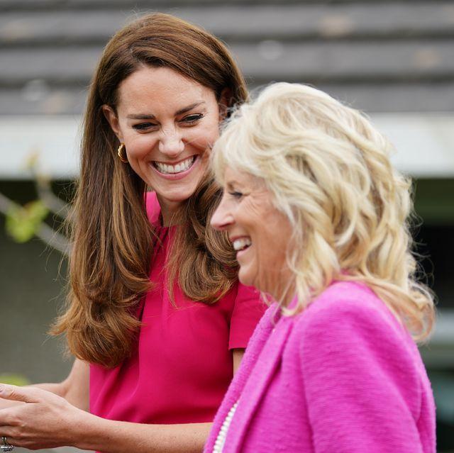 duchess of cambridge dr jill biden
