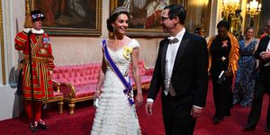 kate middleton steven mnuchin