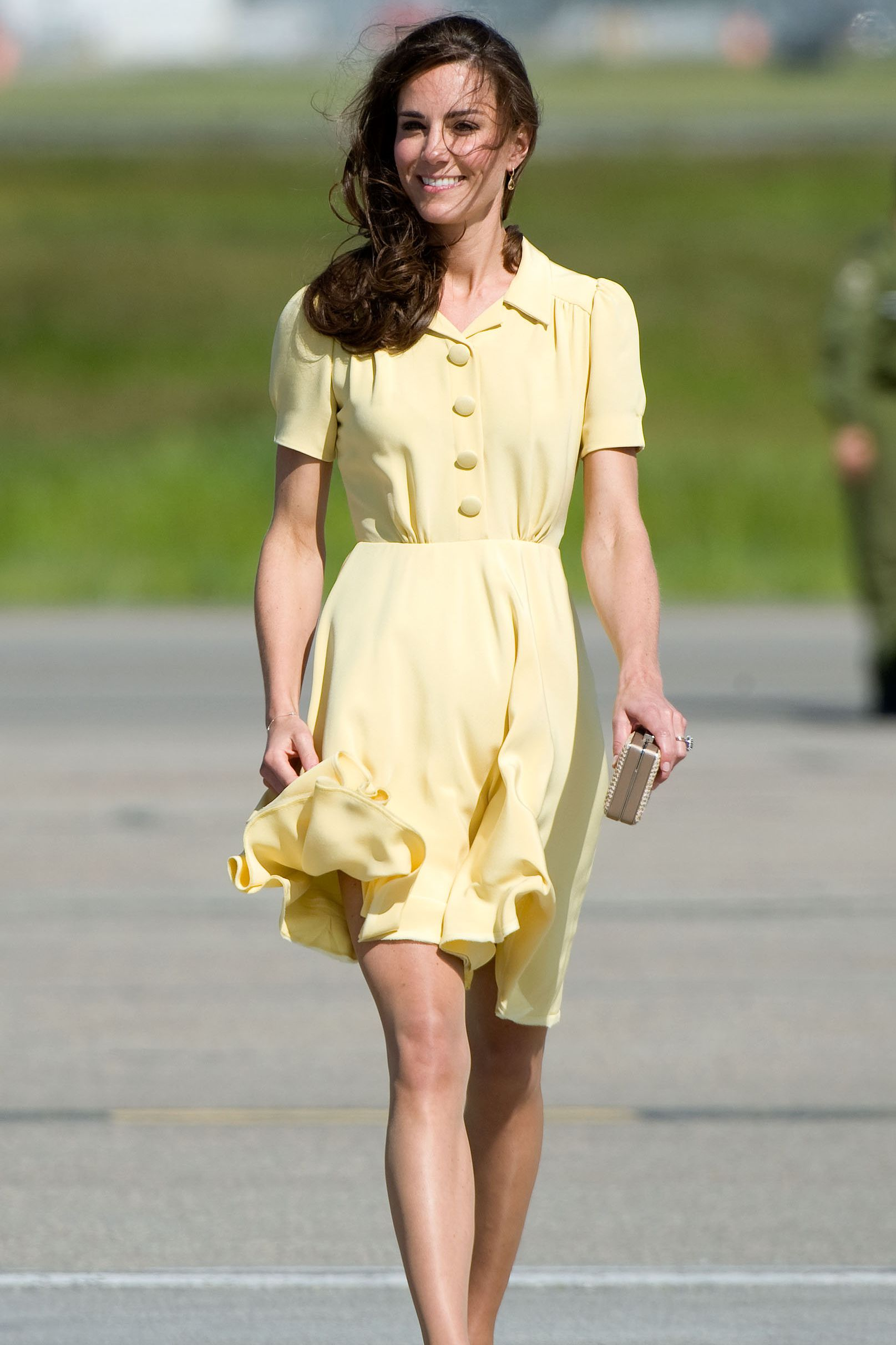 Kate's Light Yellow Style