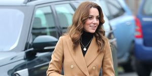 The Duchess Of Cambridge Launches Landmark UK-Wide Survey On Early Childhood - Day Two