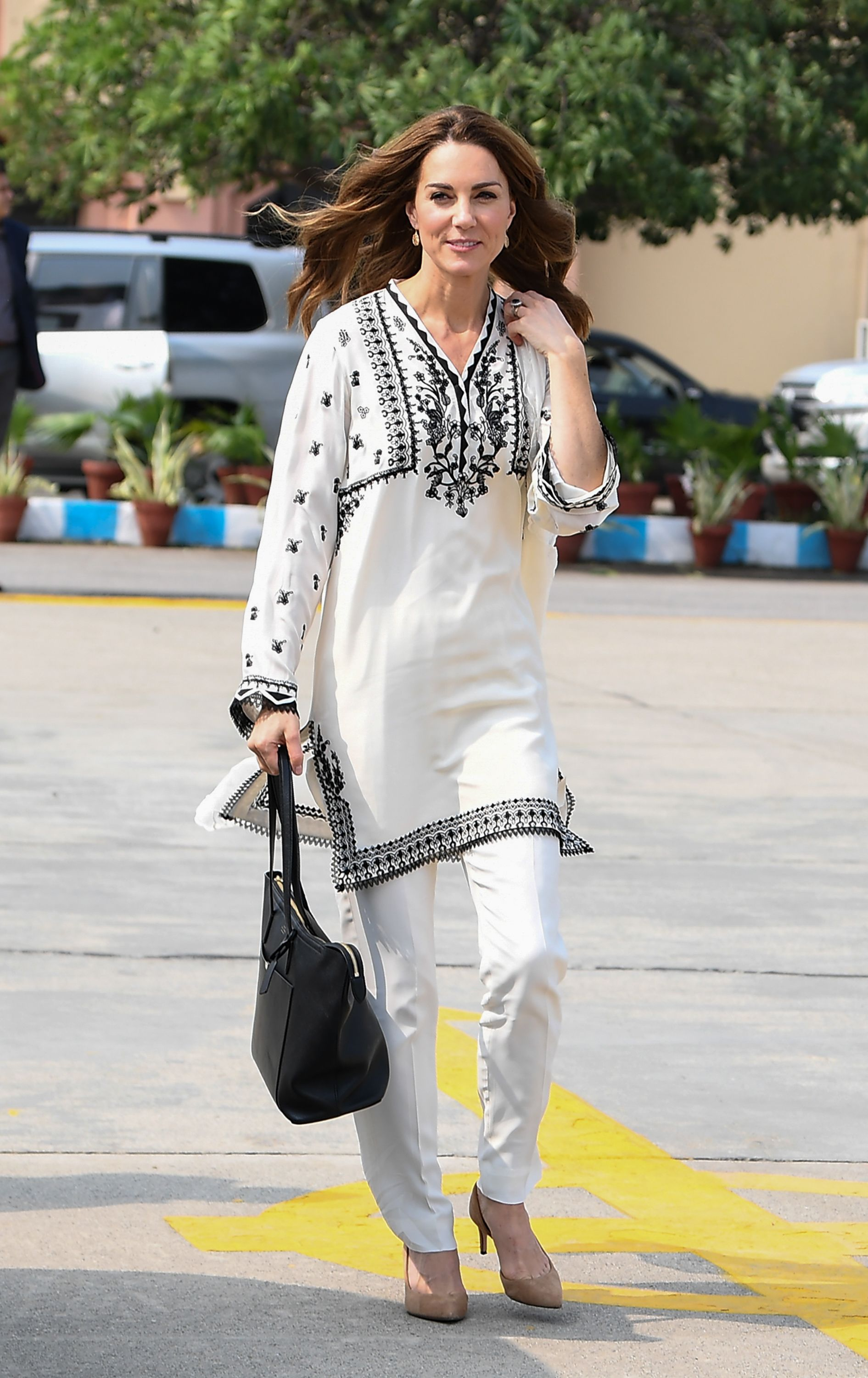 The best looks from the Duchess of Cambridge's royal tour in Pakistan