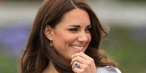 キャサリン妃  婚約指輪 秘密