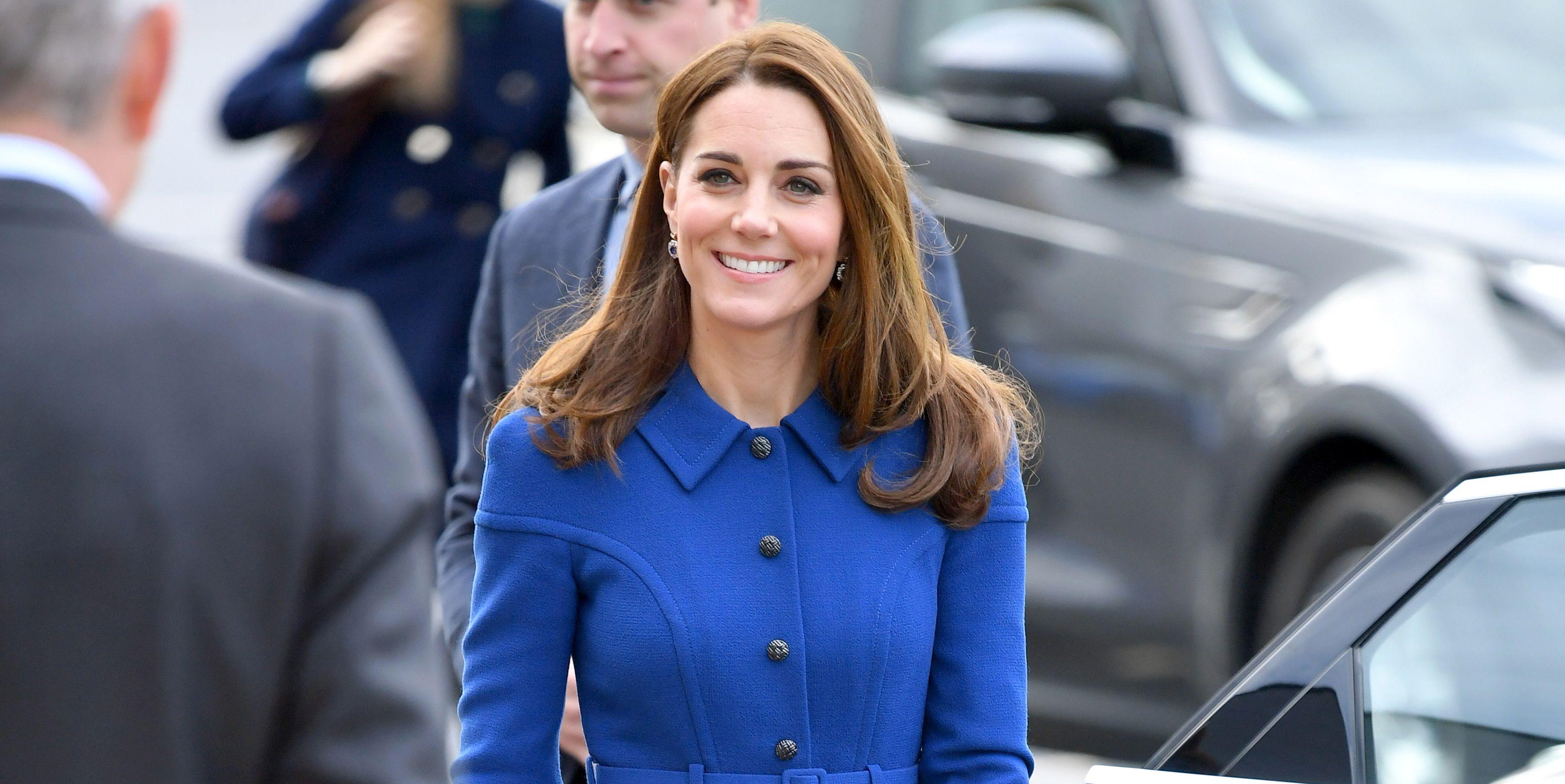The Duke & Duchess Of Cambridge Visit South Yorkshire