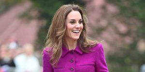 The Duchess Of Cambridge Opens The Nook Children Hospice
