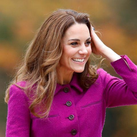 The Duchess Of Cambridge Opens The Nook Children Hospice