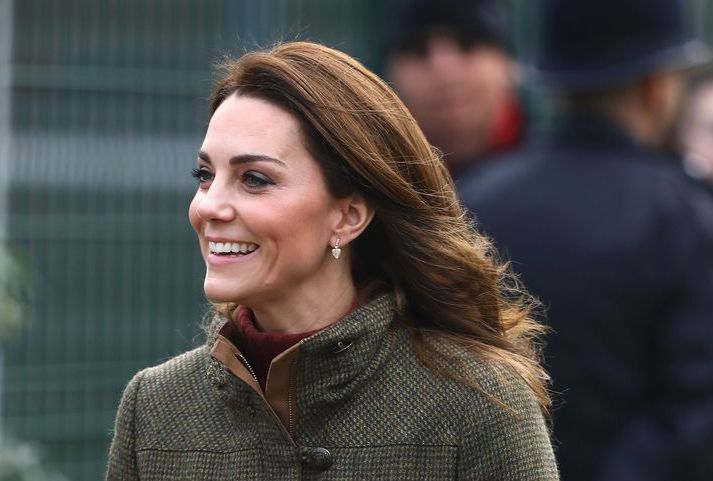 Kate Middleton Dresses Down For Solo Engagement, Nailing 2019's Hiking Boot Trend