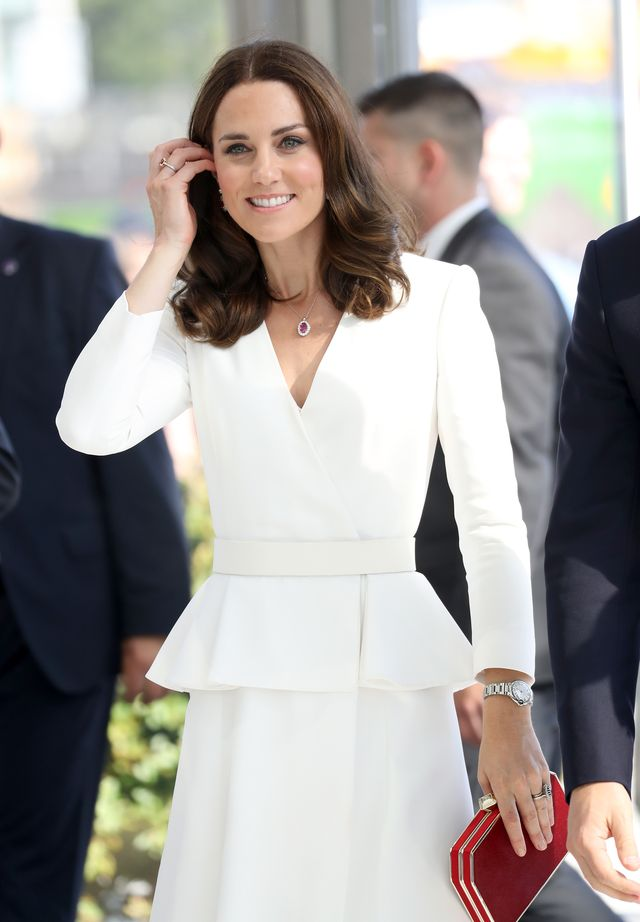 the duke and duchess of cambridge visit poland   day 1