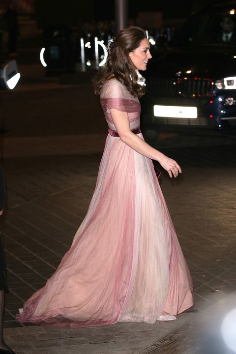 014649f3d Duchess Of Cambridge Attends 100 Women In Finance Gala Dinner In Support Of   Mentally Healthy