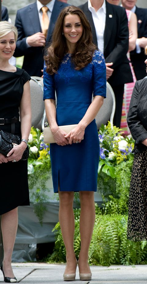 The Duke And Duchess Of Cambridge North American Royal Visit - Day 4