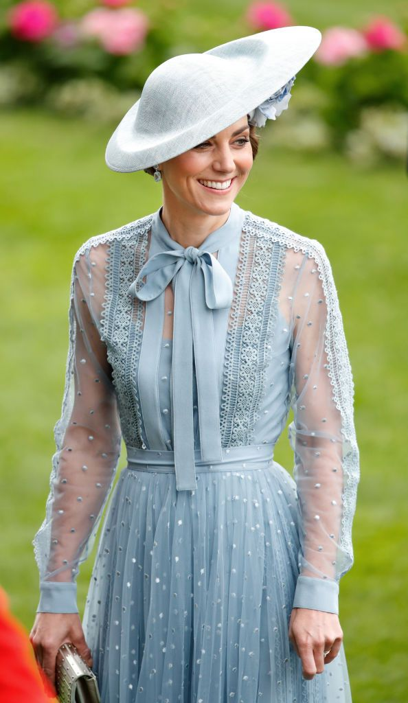 Kate Middleton Wore The Most Intricate Updo And We Totally Missed It
