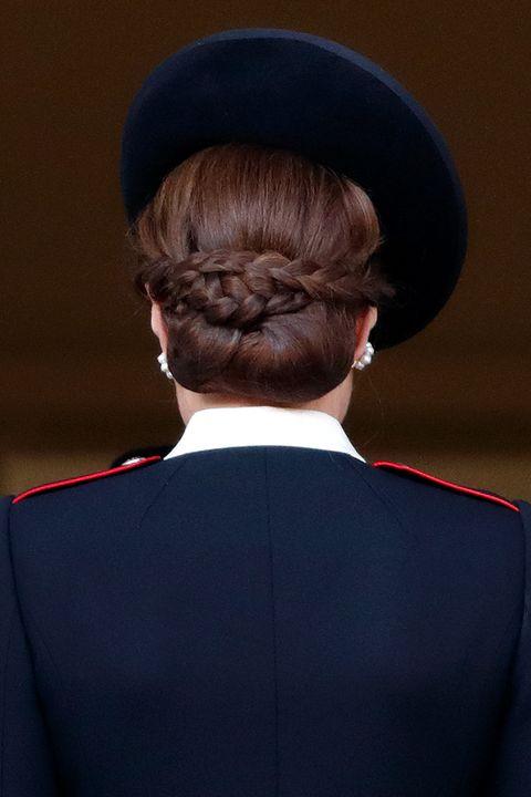 Los peinados más copiados de Kate Middleton