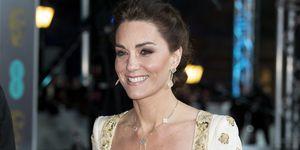 キャサリン妃 英アカデミー賞 BAFTA サステイナビリティ サステイナブル アレキサンダー・マックイーン