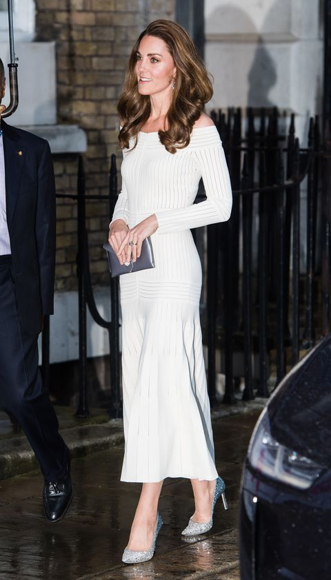 The Duchess of Cambridge Attends Addiction Awareness Week Gala Dinner