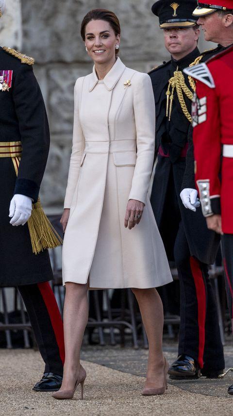 Znalezione obrazy dla zapytania duchess kate Household Division's Beating Retreat