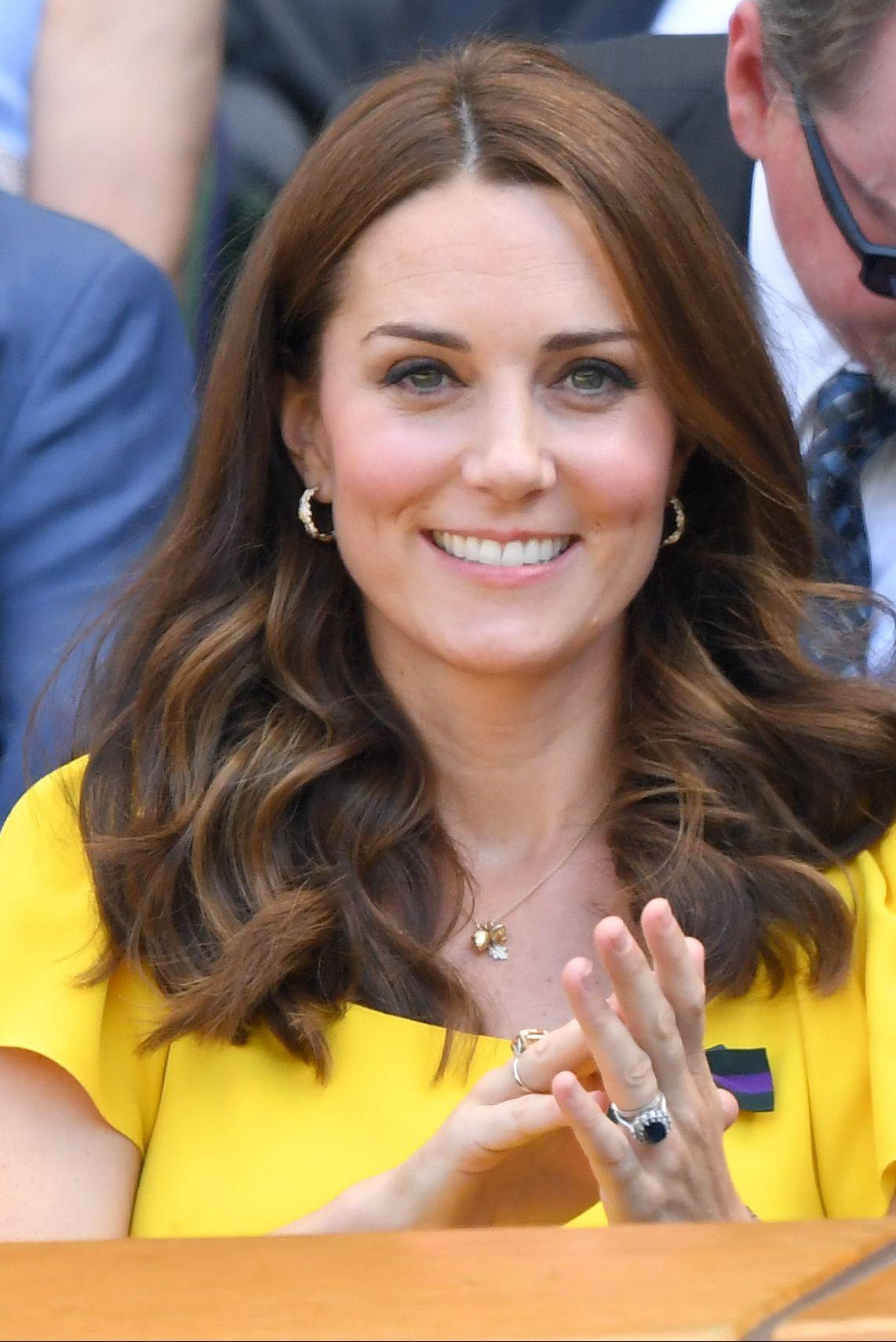 Hair Color Highlights - Kate Middleton