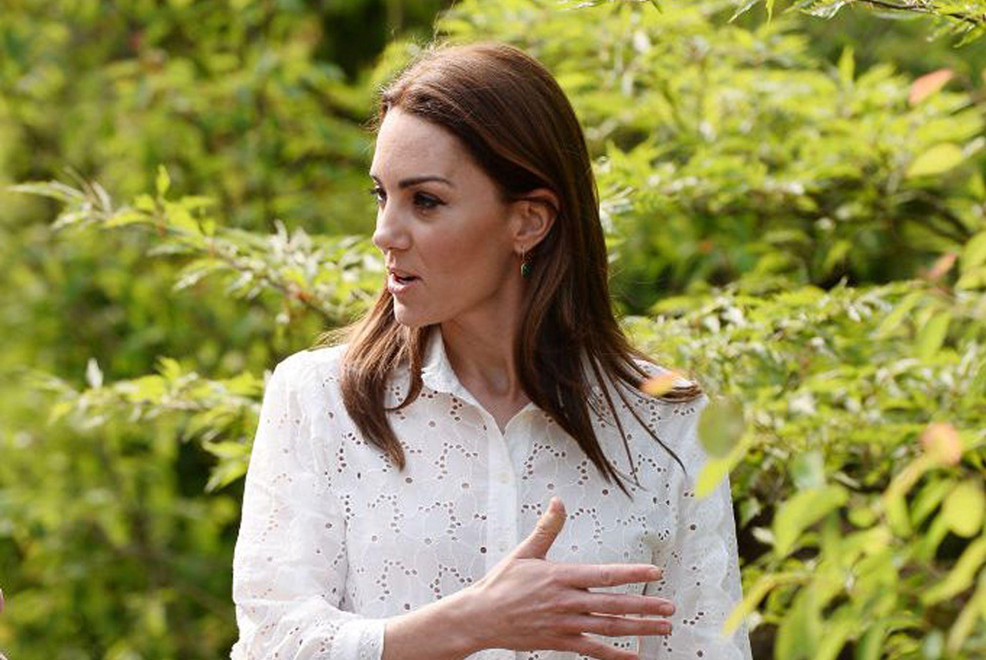 Duchess of Cambridge's Chelsea Flower Show garden to relocate to Devon
