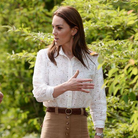 kate middleton RHS Chelsea Flower Show 2019 - Press Day