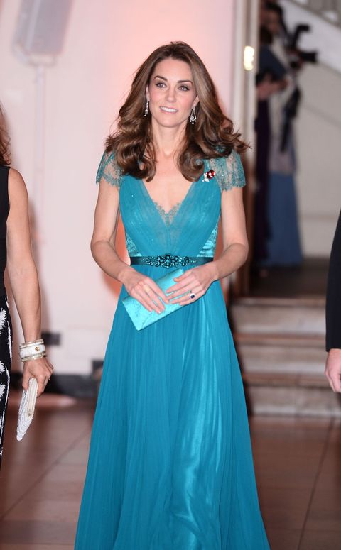 496e655856bc The Duke And Duchess Of Cambridge Attend The Tusk Conservation Awards