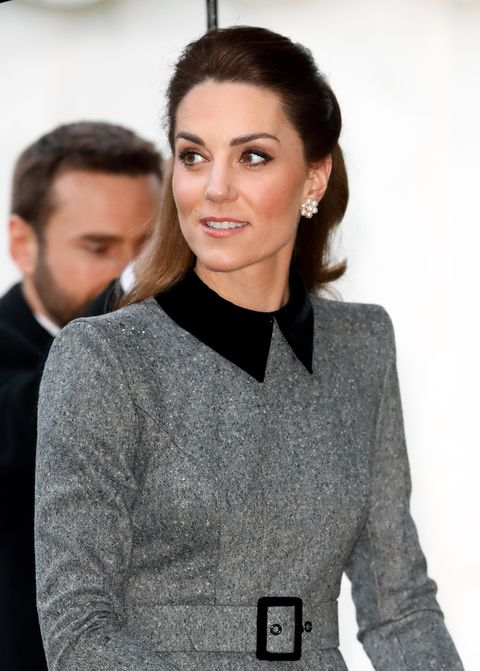 the duke and duchess of cambridge attend the uk holocaust memorial day