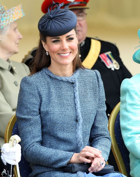 the queen, the duke of edinburgh, the duke and the duchess of cambridge visit nottingham