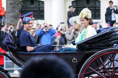 Catherine Duchess of Cambridge, Camilla Duchess of Cornwall...