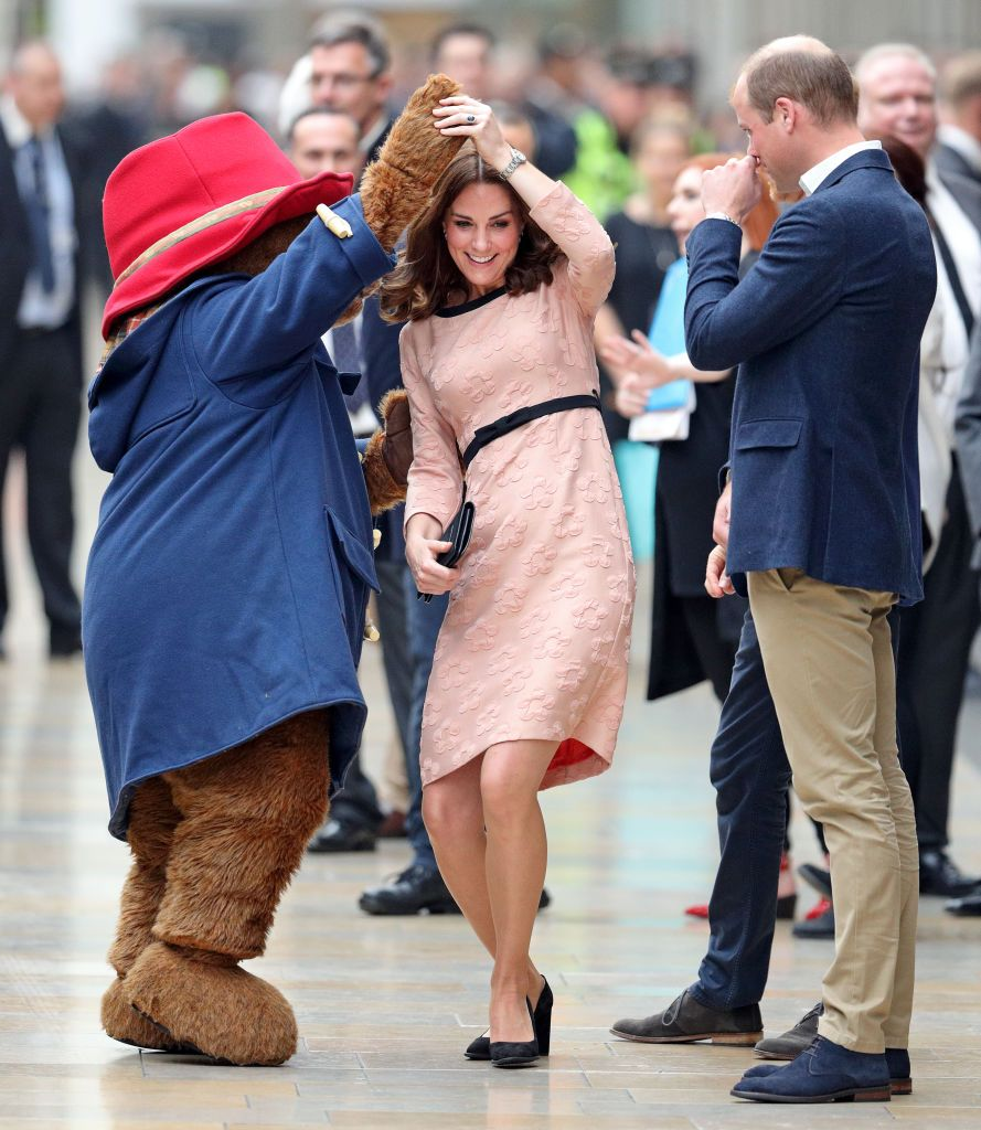 The Duke & Duchess Of Cambridge And Prince Harry Attend The Charities Forum Event
