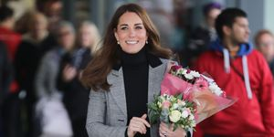 The Duke And Duchess Of Cambridge Visit Coach Core Essex