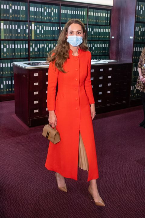 """the duchess of cambridge marks the publication of """"hold still"""""""