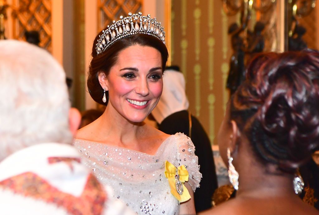 Kate Middleton's Most Iconic Tiara Moments