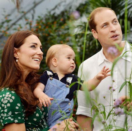 Prince George Of Cambridge First Birthday