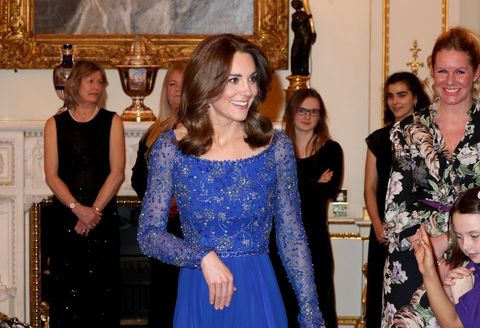 The Duchess Of Cambridge Hosts Gala Dinner For The 25th Anniversary Of Place2Be