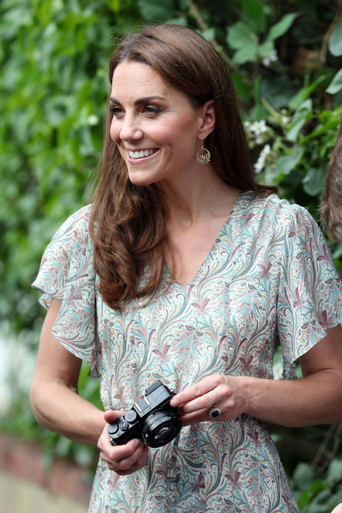 Kensington Palace shares new photo of the Duchess of Cambridge to celebrate a special day